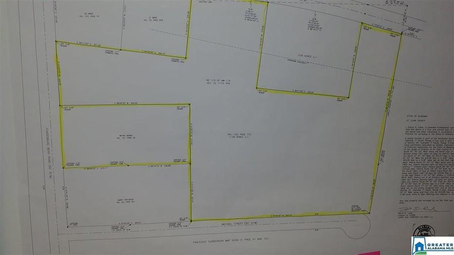 0 Funderburg Bend Road # 1 Pell City, AL - Image 1