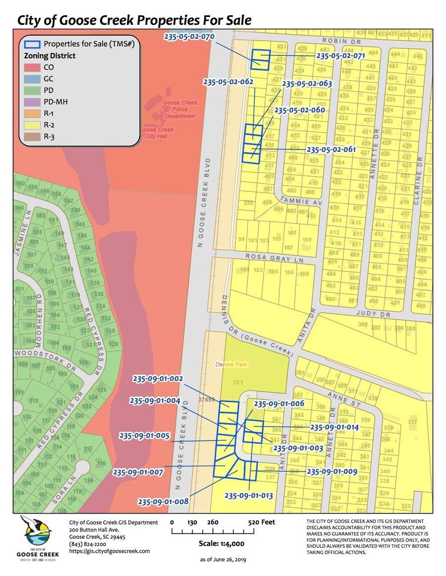 Lot 21 Boulder Bluff Goose Creek, SC - Image 1