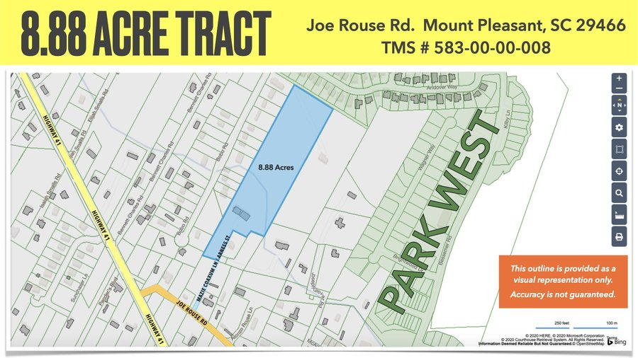 0 Joe Rouse Road Mount Pleasant, SC - Image 0