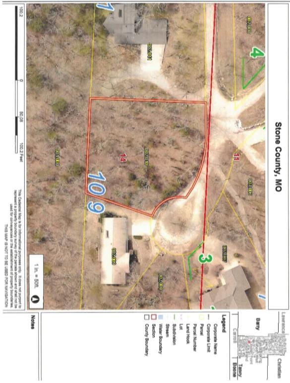 Lot 10 Oak Tree Point Shell Knob, MO - Image 2