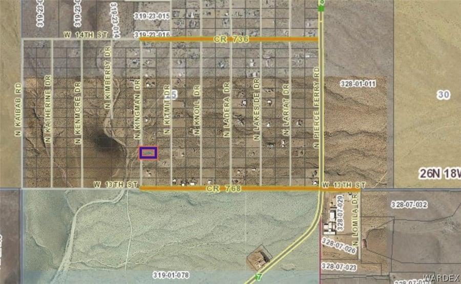 Lot 364 Kingman Drive Dolan Springs, AZ - Image 0