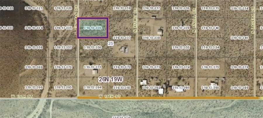 Lot 364 Kingman Drive Dolan Springs, AZ - Image 2
