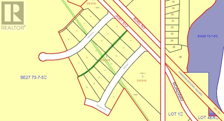 Lot 4 Timber Reid Road Wagner, AB - Image 1