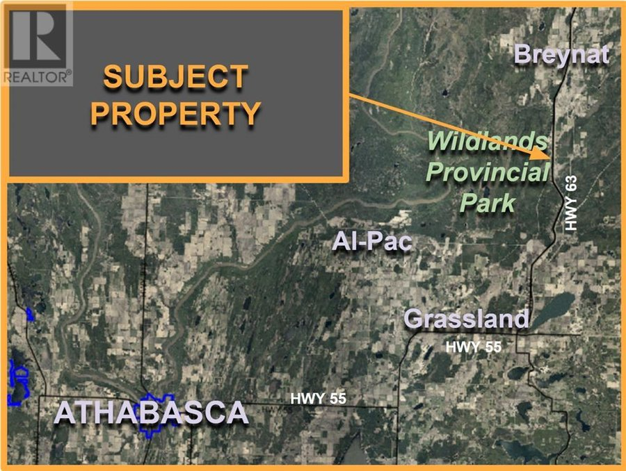 1522832 Lot 2 Highway 63 Rural Athabasca County, AB - Image 1