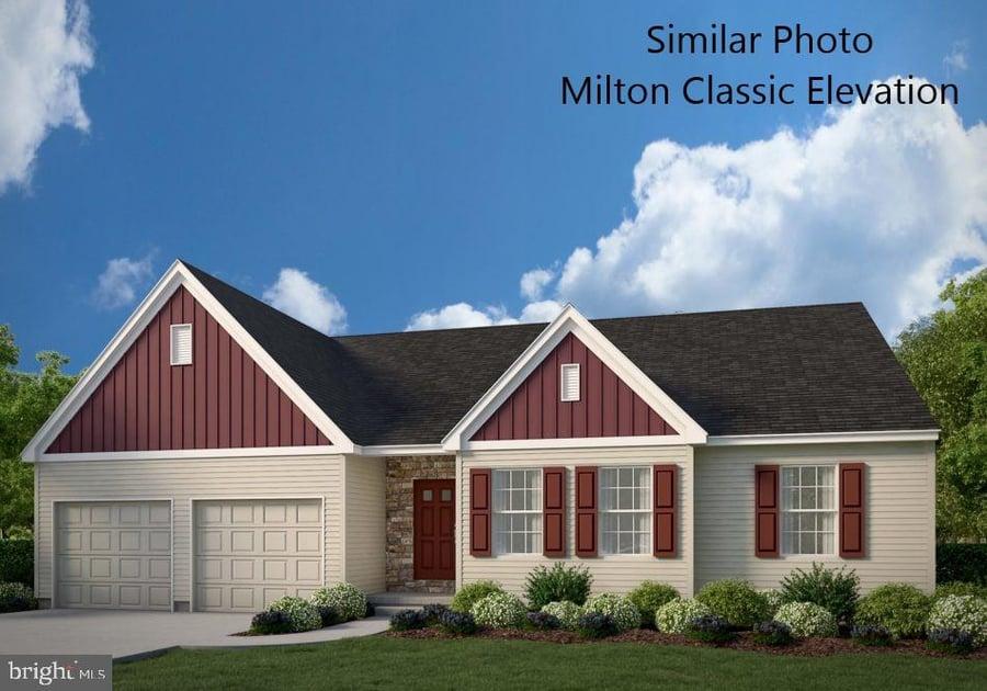 Milton Model At Fox Run Creek Dover, PA - Image 1