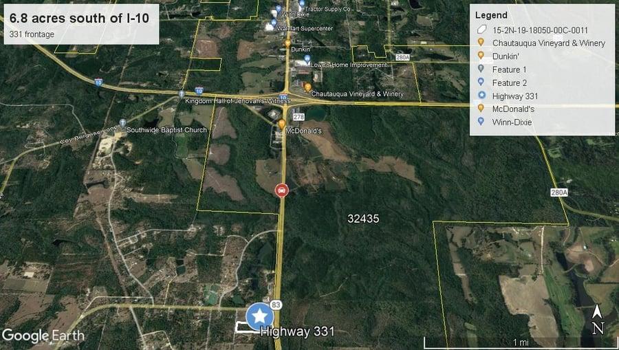 XX Highway 331 Defuniak Springs, FL - Image 0