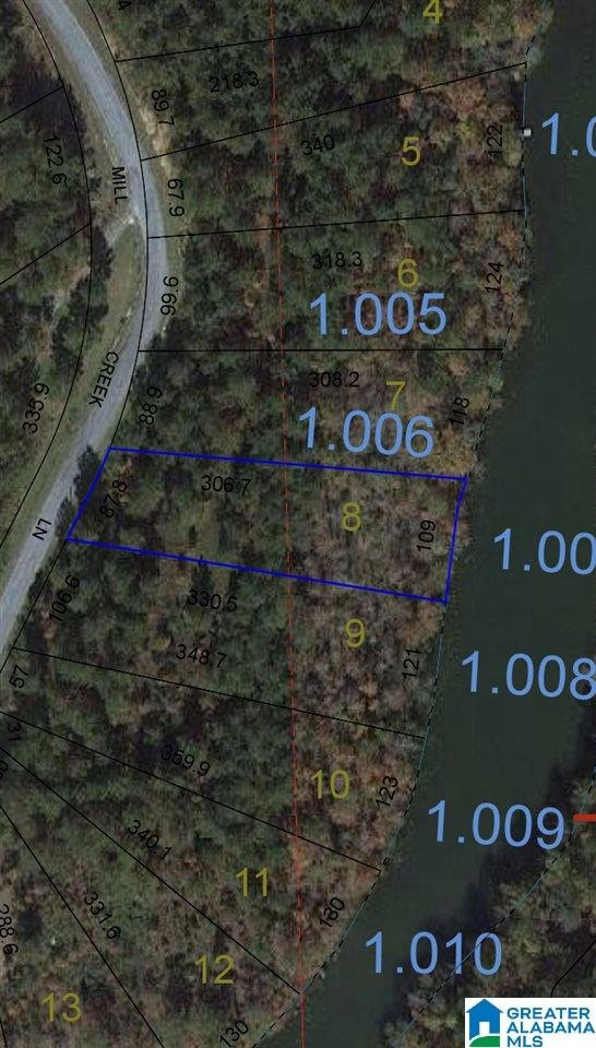 Lot-08 MILL CREEK LN # 8 Sylacauga, AL - Image 4