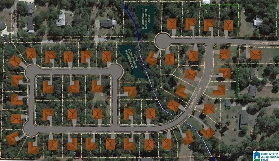 Lot 24 CHANDLER WAY # 24 Hoover, AL - Image 4
