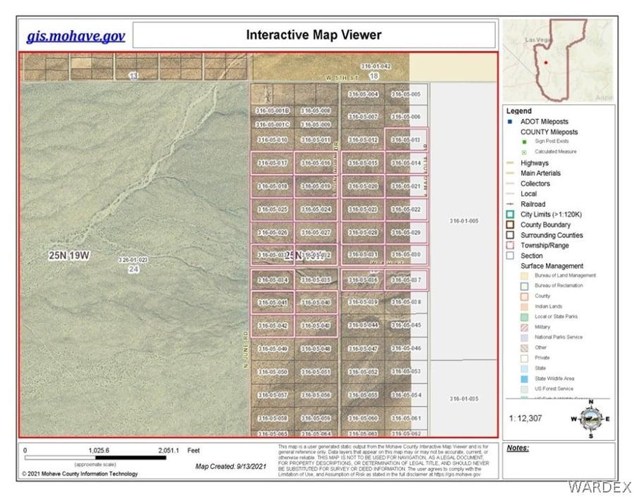 130 Acres Dolan Springs, AZ - Image 11