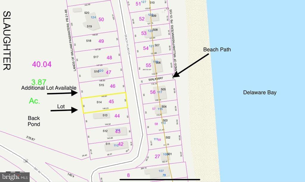 Lot 514 Beach Plum Drive Milford, DE - Image 50
